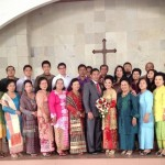 koor marturia - 18 Mei 2013